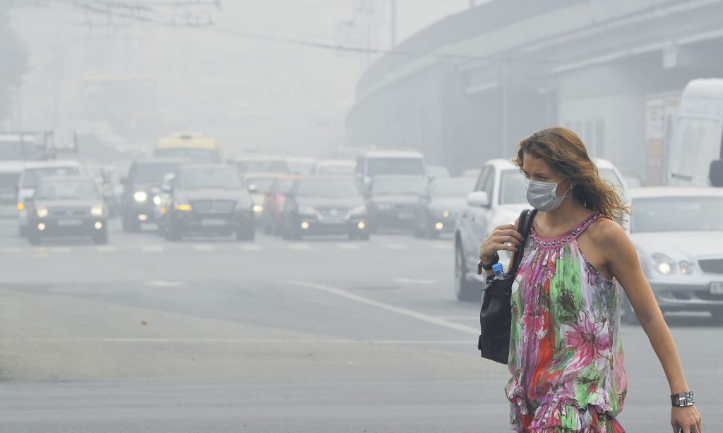 Η ατμοσφαιρική ρύπανση αυξάνει τον κίνδυνο εκδήλωσης καρκίνου μαστού