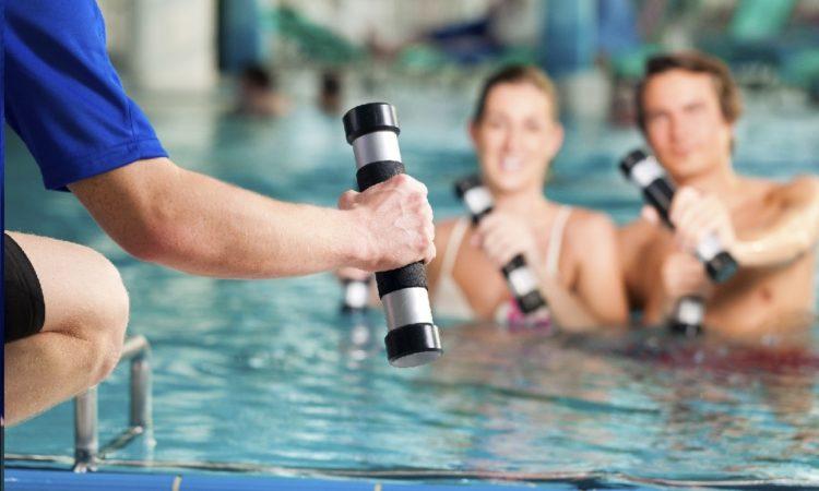 Γυμναστική στο νερό