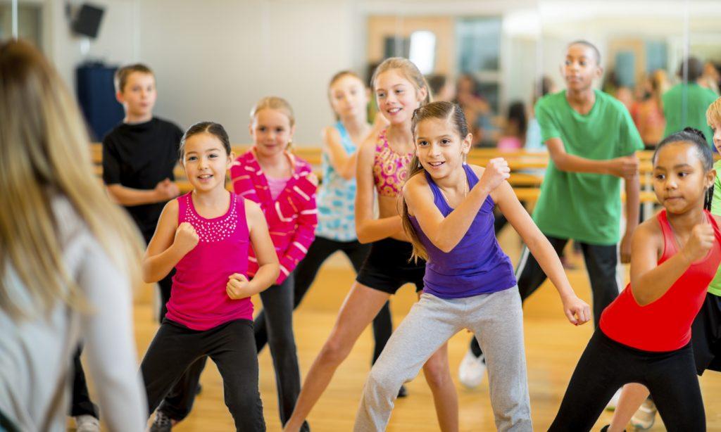 Δέκα λεπτά έντονης γυμναστικής αρκούν για γερή παιδική καρδιά