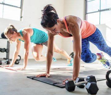 6 μύθοι για την προπόνηση δύναμης για γυναίκες