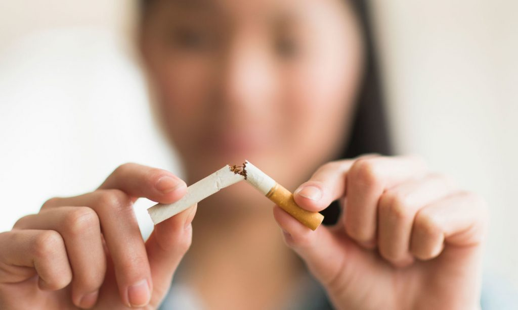 Αυτά είναι τα συμπτώματα στέρησης από τη διακοπή καπνίσματος