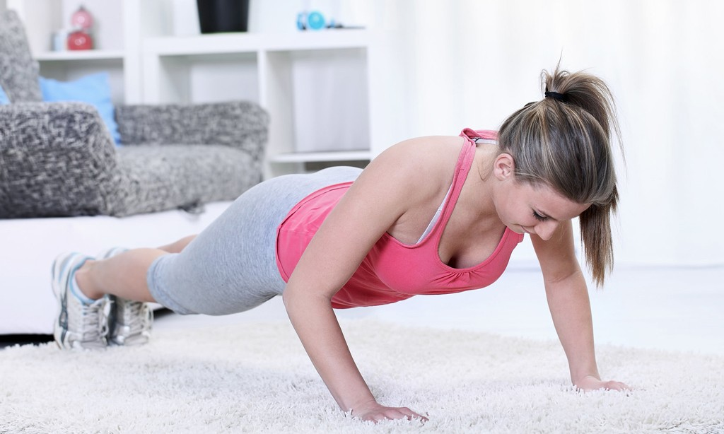 Εύκολη γυμναστική για ευλυγισία