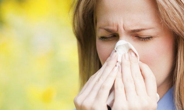 Οι αλλεργίες της άνοιξης